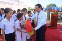 Bình Định: Tổ chức Lễ phát động Tháng hành động Vì trẻ em năm 2018