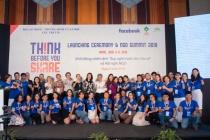 """Ra mắt chương trình giáo dục an toàn trên mạng – """"Think Before You Share"""" tại Việt Nam"""
