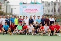 Tạp chí Lao động và Xã hội - Trung tâm Thông tin: Vô địch Giải Tennis báo chí ngành LĐ-TB&XH lần thứ 1