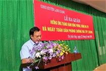 Huyện Lạng Giang tổ chức Lễ ra quân hưởng ứng tháng hành động phòng, chống ma túy và ngày toàn dân phòng chống ma túy năm 2018