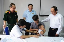 Phú Thọ quan tâm chăm sóc trẻ em có hoàn cảnh đặc biệt