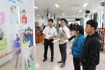 Các Trung tâm dịch vụ việc làm tổ chức 560 phiên giao dịch việc làm