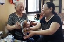 Chăm sóc Bà mẹ Việt Nam anh hùng là thể hiện đạo lý của dân tộc
