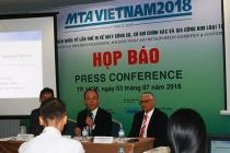 383 doanh nghiệp tham gia Triển lãm Quốc tế lần thứ 16 về máy công cụ, cơ khí chính xác và gia công kim loại tại Việt Nam
