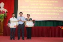 Huyện Quốc Oai: tổ chức truy tặng Danh hiệu vinh dự Nhà nước Bà mẹ Việt Nam Anh hùng và trao Quyết định công nhận người hoạt động cách mạng