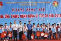 Hà Nội: Vì mùa hè an toàn cho trẻ em