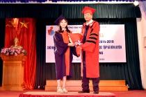 Trường Đại học Lao động – Xã hội tổ chức Lễ bế giảng đại học khóa 10 và trao bằng tốt nghiệp cho 1.811 sinh viên