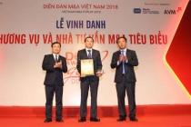Vinamilk là một trong 10 công ty có chiến lược M&A tiêu biểu nhất của thập kỷ 2009-2018