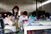 Quảng Ninh: Hỗ trợ người khuyết tật học nghề và tìm việc làm