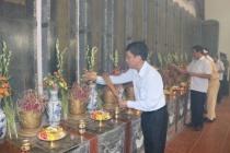 Huyện Hải Hậu tổ chức các hoạt động tri ân nhân dịp kỷ niệm 71 năm ngày Thương binh - Liệt sỹ