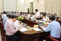 Bộ trưởng Đào Ngọc Dung: Tập trung giải quyết vướng mắc, thúc đẩy hoàn thành các chỉ tiêu, nhiệm vụ của Ngành