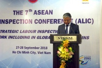 7th ASEAN Labor Inspection Conference: Strategic labor inspection for Decent Work including in global supply chains