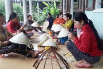 Tạo việc làm cho phụ nữ nông thôn đã có những bước khởi sắc mới