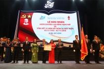 Viện Đại học Mở Hà Nội kỷ niệm 25 năm thành lập và đón nhận Huân chương Lao động Hạng Nhì