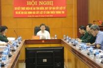 Hưng Yên: Sơ kết thực hiện Đề án tìm kiếm, quy tập hài cốt liệt sỹ