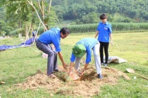 Giải quyết việc làm cho đồng bào dân tộc thiểu số ở Na Hang