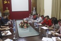 Bảo hiểm xã hội Việt Nam làm việc với Ngân hàng thế giới