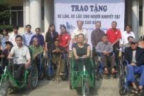 Cao Bằng: Đẩy mạnh trợ giúp pháp lý cho người khuyết tật