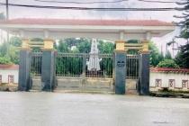 Thầm lặng chăm sóc phần mộ cho đồng đội ở phường Phú Lãm (quận Hà Đông)