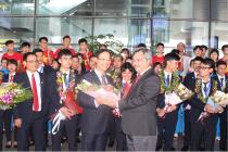 Kỳ thi Tay nghề ASEAN lần thứ 12 tại Thái Lan: Đoàn Việt Nam hoàn thành chỉ tiêu đề ra
