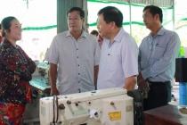 Những mô hình kinh tế nông thôn tạo việc làm hiệu quả ở Vĩnh Long