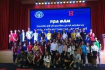 TP.HCM tăng cường tuyên truyền, đối thoại cho học sinh, sinh viên về  quyền lợi và nghĩa vụ khi tham gia BHYT