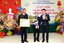 Trung tâm điều dưỡng PHCN Tâm thần Việt Trì đón nhận Huân chương Lao động hạng Ba lần thứ hai