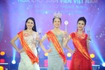 Nữ sinh Đại học Luật - Huế đăng quang Hoa khôi Sinh viên Việt Nam 2018