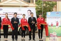 Vinamilk: Hỗ trợ 12.000 trẻ cải thiện suy dinh dưỡng và thấp còi