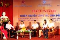 Thái Nguyên thực hiện bình đẳng giới trên các lĩnh vực của đời sống xã hội