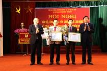 Cơ sở Cai nghiện ma túy số 4 (Hà Nội) đón nhận danh hiệu tập thể lao động xuất sắc