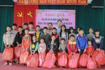 Chung góp mang Tết đến với các em nhỏ Trung tâm Bảo trợ xã hội số 4 Hà Nội