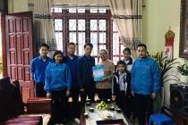 Tuổi trẻ Hoàng Mai tri ân Mẹ Việt Nam anh hùng, các bác cựu chiến binh