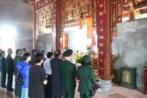 Trở về non thiêng Yên Tử tri ân 27.000 chiến sĩ đã hy sinh anh dũng
