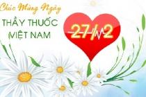 Thư Chúc mừng Ngày Thầy thuốc Việt Nam (27/2) của Bộ trưởng Bộ Lao động - Thương binh và Xã hội