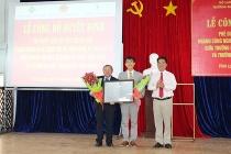 Trường Đại học Sư phạm Kỹ thuật Vĩnh Long công bố quyết định đào tạo liên kết 2+2