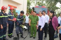 Đoàn giám sát của Quốc hội: Giám sát việc thực hiện chính sách pháp luật về phòng cháy chữa cháy