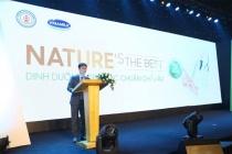 Lần đầu tiên Việt Nam sản xuất sữa công thức trẻ em đạt chứng nhận Organic