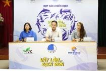 """Chiến dịch """"Hãy làm sạch biển"""" năm 2019 diễn ra tại huyện Lý Sơn, Quảng Ngãi"""