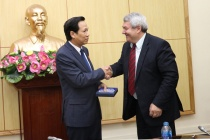 Minister Dao Ngoc Dung had a meeting with Vice President of the House of Representatives of the Czech Republic: Expanding cooperation in the field of labor