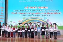 Lào Cai chung tay chăm sóc, bảo vệ trẻ em