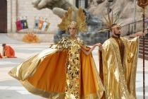 1.000 bộ trang phục làm nên 'Vũ hội ánh dương' trên đỉnh Bà Nà