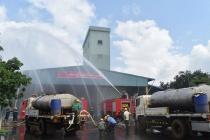 Đồng Nai: Diễn tập chữa cháy và cứu nạn cứu hộ phối hợp nhiều lực lượng