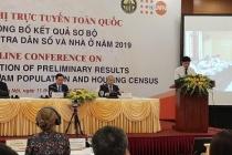 Công bố kết quả Tổng điều tra dân số 2019