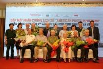 """Ra mắt sách 'Phi công Mỹ ở Việt Nam"""" phiên bản tiếng Anh"""