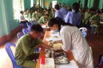 Quảng Ninh: Tổ chức cai nghiện cho 120 người nghiện ma túy bằng thuốc Cedemex