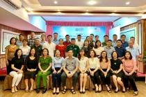 Tập huấn về kỹ năng hỗ trợ nạn nhân bị mua bán trở về tại Quảng Ninh