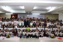 283 học viên ngành điều dưỡng đạt yêu cầu sang CHLB Đức làm việc