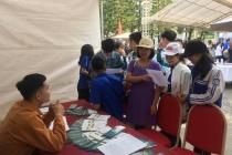 Sơn La: Nỗ lực thúc đẩy thị trường lao động qua các phiên giao dịch việc làm