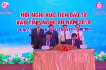 Hội nghị xúc tiến đầu tư vào tỉnh Nghệ An: Doanh nghiệp TPHCM đầu tư gần 35.000 tỷ đồng vào Nghệ An